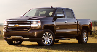 2017 Chevrolet Silverado Review