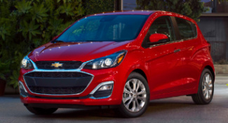 2020 Chevrolet Spark Review